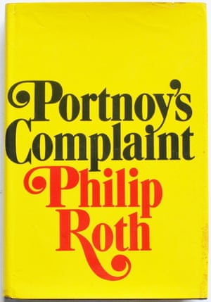 Cover of Philip Roth's Portnoy' Complaint
