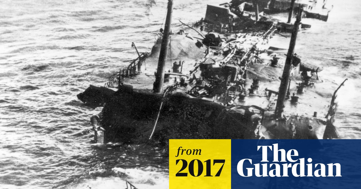 Torrey Canyon disaster – the UK's worst-ever oil spill 50
