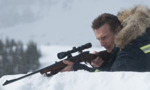 Chilling … Liam Neeson in Cold Pursuit