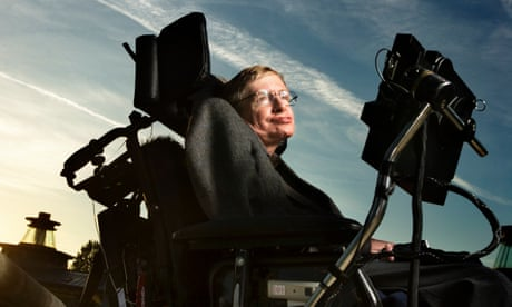 The life of Stephen Hawking – in pictures