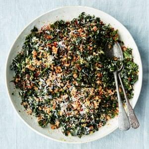 Anna Jones's kale salad.