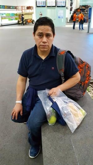 mexico city deportation