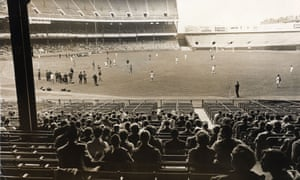 The New York Generals take on the Chicago Spurs at Yankee Stadium 50 years ago this month