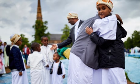 Eid under lockdown will be tough - but it can help us understand past hardships   Aisha Riaz