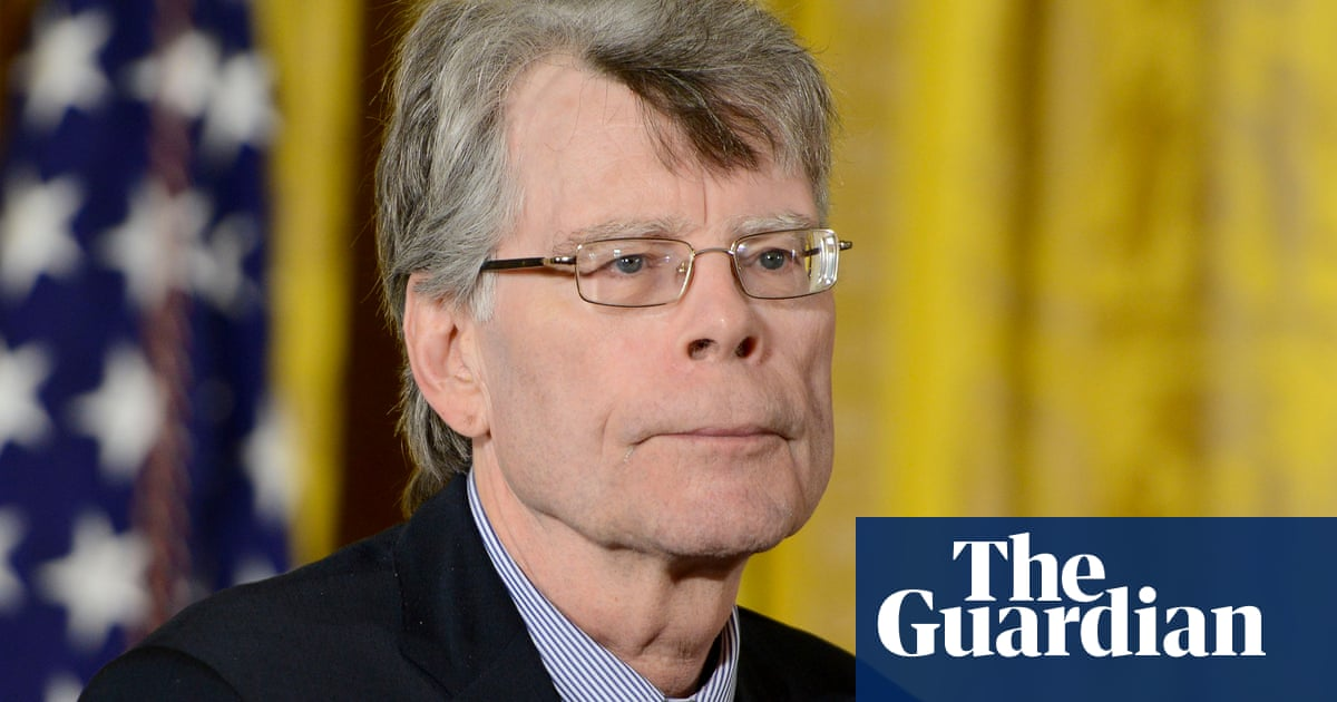Stephen King says Oscars are rigged in favor of the white folks