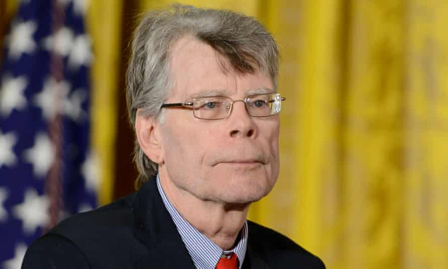 Stephen King in 2015.