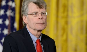 Horror writer Stephen King said he was 'uneasy' about Hachette's decision.