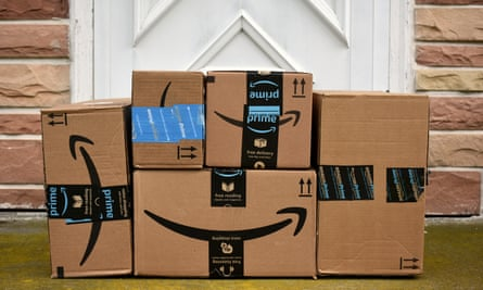 Free delivery comes at a price … an Amazon shopping trawl.