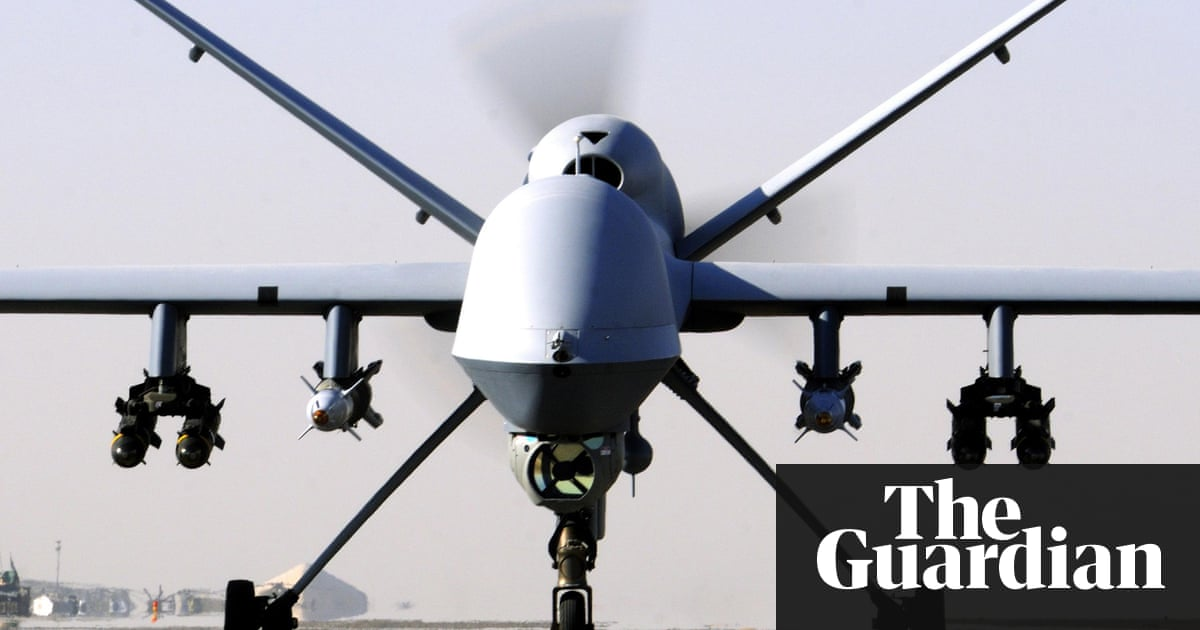 RAF Drone Strike Disrupted Public Killing Staged By Isis Says MoD