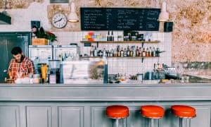 Cafe Letka Prague