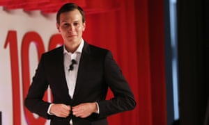 Jared Kushner at the Time 100 Summit on Tuesday in New York City.