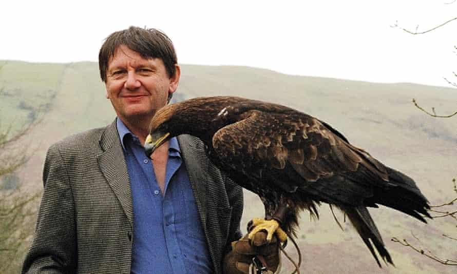 Prof Carl Jones has dedicated most of his life to protecting wild birds