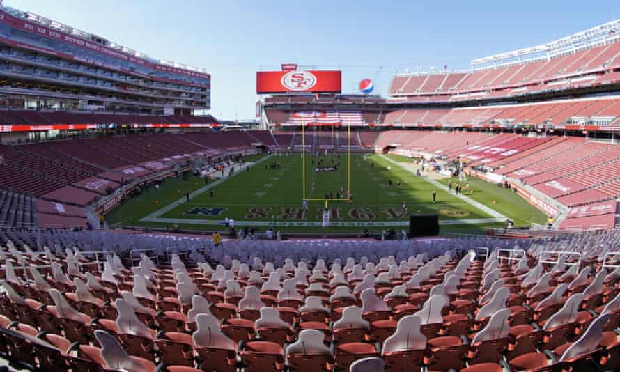 The San Francisco 49ers will be forced to play their next two home games away from Levi's Stadium