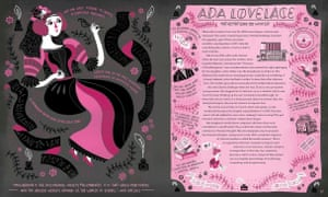 Ada Lovelace, from the book Women in Science by Rachel Ignotofsky