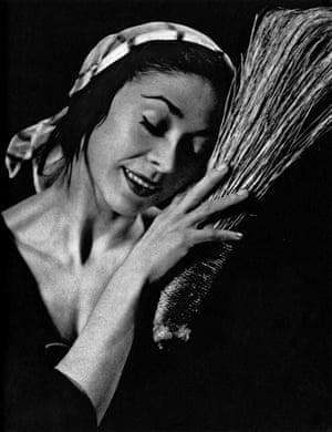 Margot Fonteyn as Cinderella in 1958
