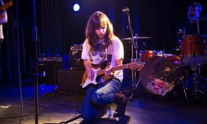 Eleanor Friedberger performs at Sala Apolo, Barcelona, October 2013.