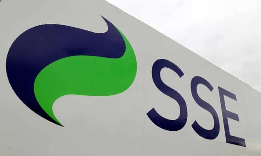 SSE HQ in Perth, Scotland.