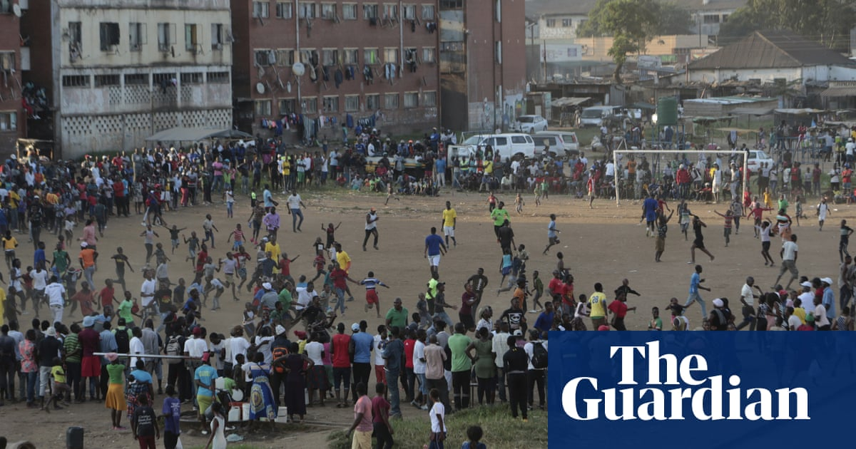 No play, no pay: Covid drives Zimbabwe's pros to unofficial football matches