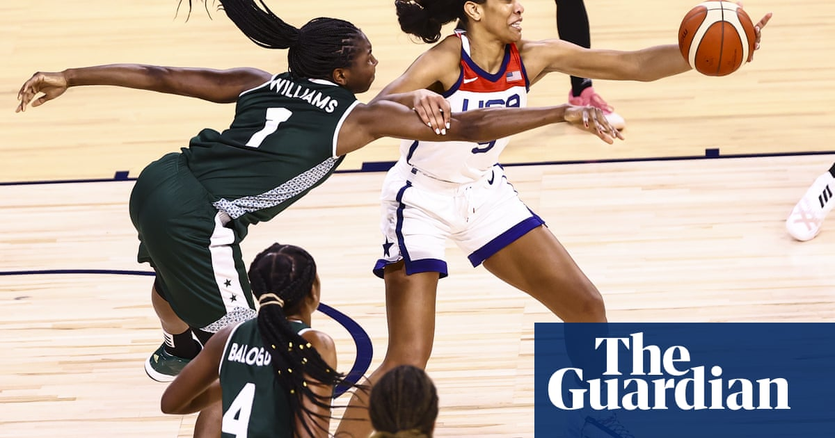 USA Olympic basketball teams finally stir after series of worrying defeats