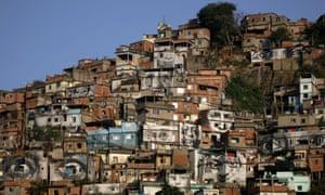 Providência slum in Rio de Janeiro.