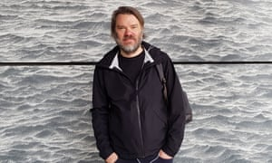 'The games industry is filled with awesome, smart, fun people' … Chet Faliszek in San Francisco, March.