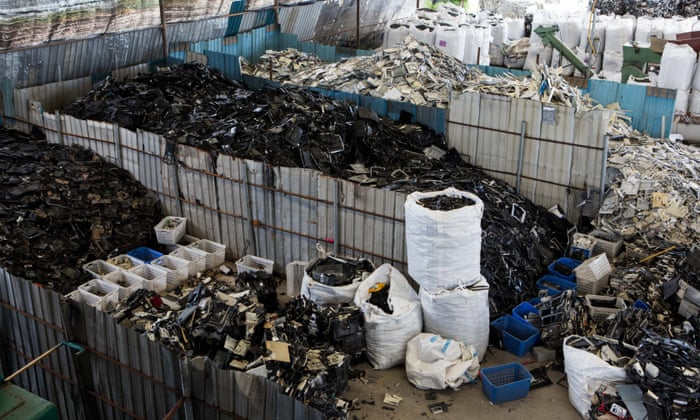 Deluge of electronic waste turning Thailand into 'world's rubbish