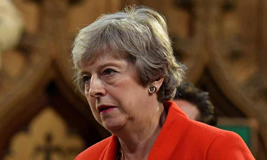 May and Johnson have clashed repeatedly in the Commons over the past year and a half, particularly over Brexit talks.