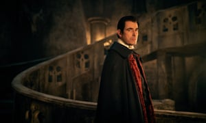Claes Bang in BBC One's Dracula.