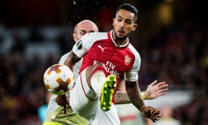 Theo Walcott was not trusted by Arsène Wenger in the Premier League this season and Everton will have to rebuild his confidence.