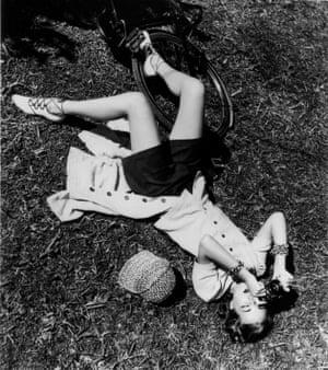 Liz Gibbons as Photographer, 1938