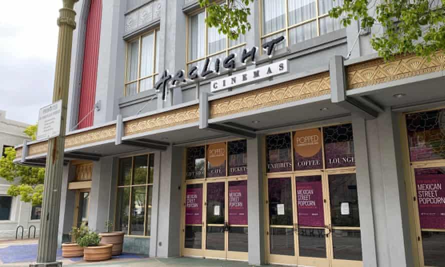 The Arclight Cinemas theatre in Culver City.