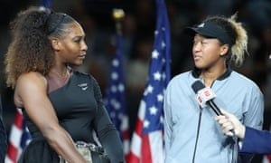 Naomi Osaka deserved more respect than she was given but her opponent has had many tough off-court battles to fight.