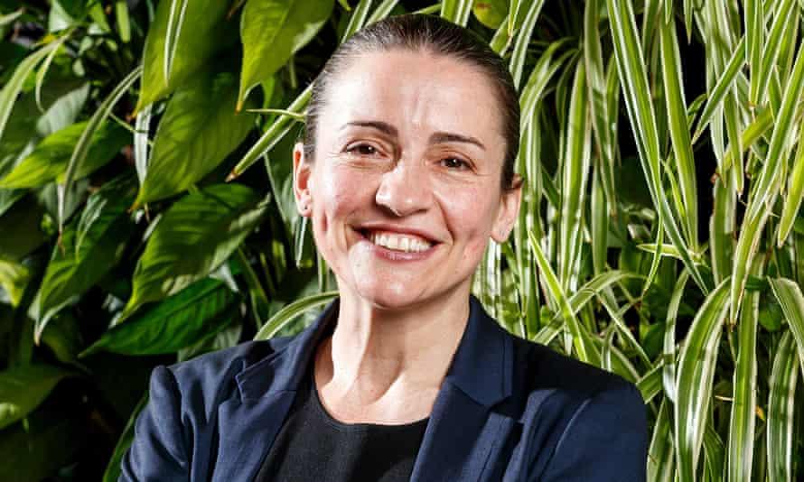 Queensland Theatre artistic director Lee Lewis
