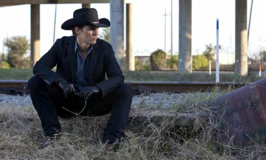 McConaughey in Killer Joe.
