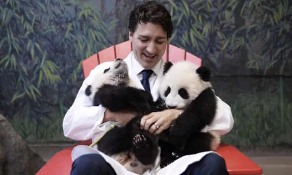 It S Not Just Canada That Loves Justin Trudeau The Rest Of The World Does Too Justin Trudeau The Guardian