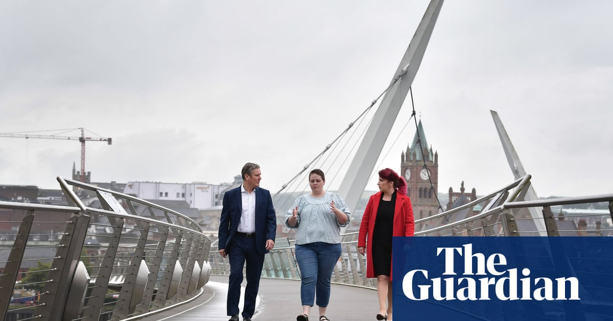 Brexit situation is 'fragile' in Northern Ireland, says Keir Starmer