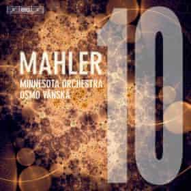 Mahler/Cooke: Symphony No 10 Minnesota Orchestra/Osmo Vänska album cover