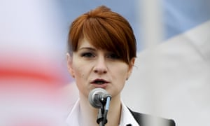 Maria Butina ran a small Russian group called the Right to Bear Arms.