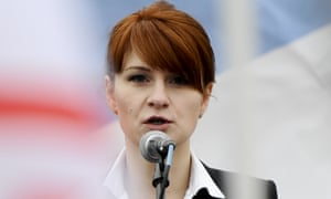 Maria Butina, who in late 2018 pleaded guilty to being a Russian influence agent and is now cooperating with US law enforcement, spent years cozying up to the NRA.
