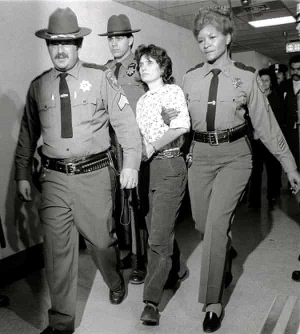 Kathy Boudin and her husband, members of the Weather Underground, were sent to prison for their role in an armed heist in New York in 1981.