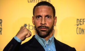 Rio Ferdinand won six Premier League titles and the Champions League during his 12 years as a player at Old Trafford.