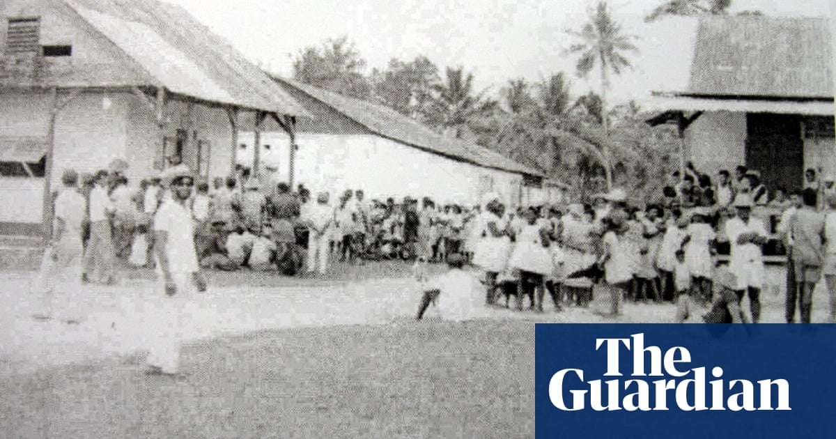 The Chagos Islands: a millstone around the neck of British diplomacy