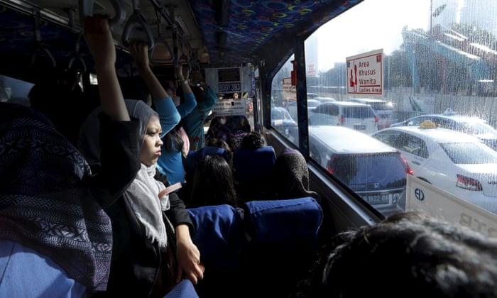 The world s worst traffic can Jakarta find an alternative