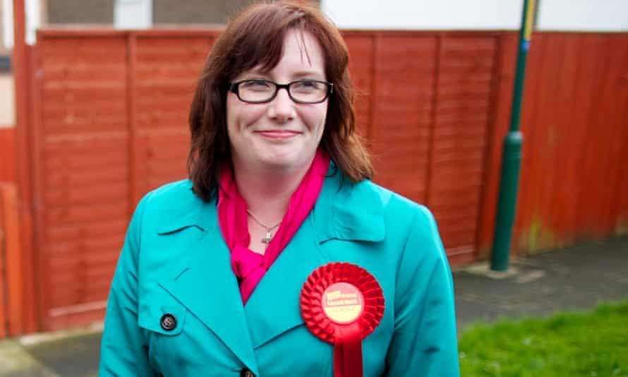 Labour MP Emma Lewell-Buck