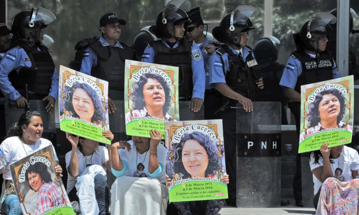We must find new ways to protect human rights defenders
