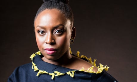 Chimamanda Ngozi Adichie: 'This could be the beginning of a revolution'