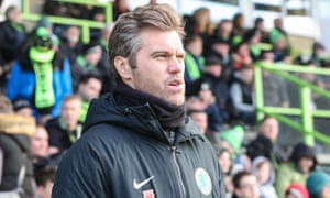 Macclesfield manager Daryl McMahon has quit the League Two club.