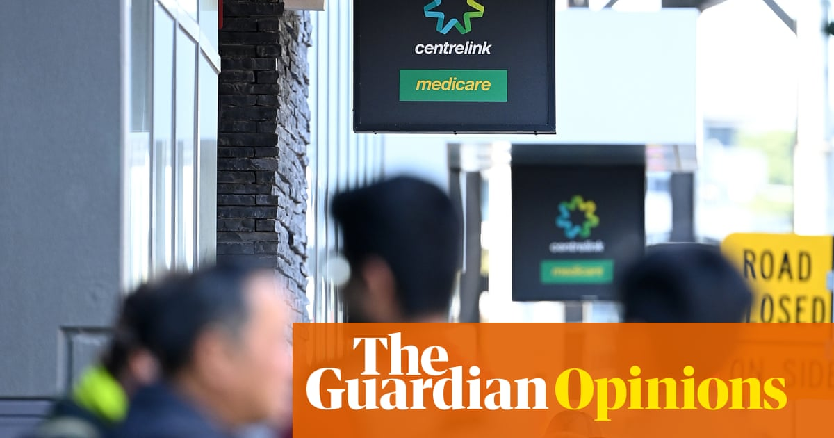 The Australian welfare system has always been needlessly cruel. Now it's punishing half the country   Tom Hawking