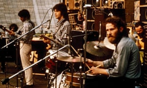 The Band in 1974.