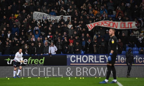 Anderson set for Bolton exit after toxic tenure that drove fans away | Paul Wilson